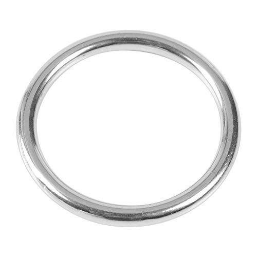Keen so 304 Stainless Steel Welded O Ring, Multi