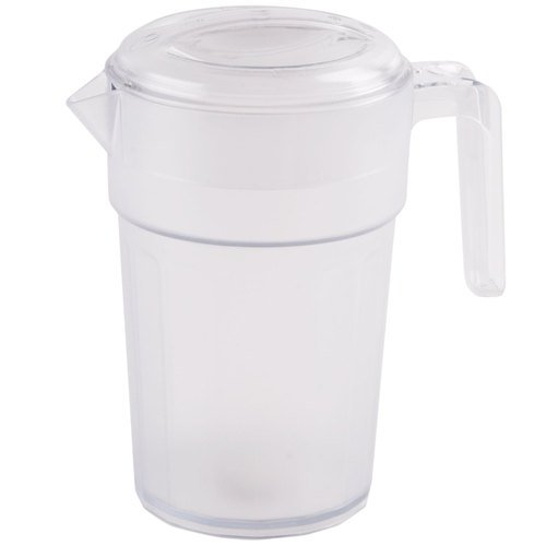 Cambro Pitcher Covered 1 Liter -Clrcw (PC34CW135) Category: Food Storage Round Containers (Cambro Pitchers compare prices)