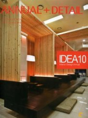 Idea 10 Interior Design Annual: Restaurant & Cafe, Office, Health & Care, Beauty & Spa