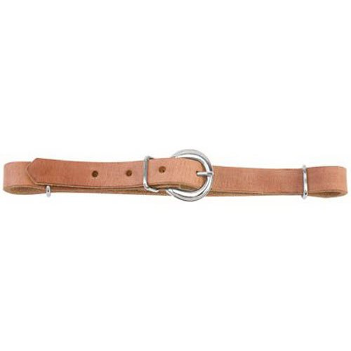 Weaver Leather 30-1305 Straight Harness Leather Curb Strap, (Harness Leather Curb Strap)