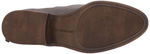 Lucky Brand Women's LK-Lahela Fashion Boot, Charcoal/Aurora, 12 B(M) US Storm