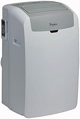 Whirlpool – Climatizador portátil, Blanco, PACW9COL 2800 wattsW ...