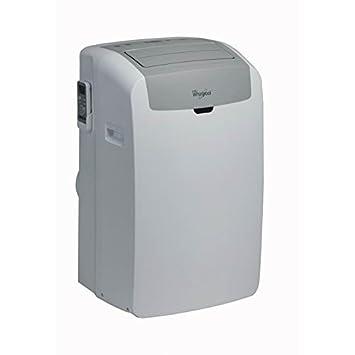 Whirlpool Pacw12co Mobiles Klimagerat W 240 V Metallisch 3500 Watt