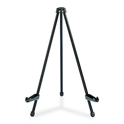 Quartet Tabletop Instantsel, 14 Inches High, Steel, Black (28E) by Quartet