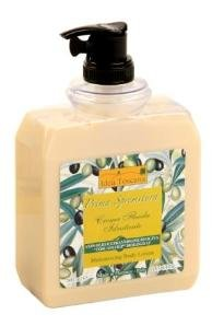 Prima Spremitura Organic Extra Virgin Olive Oil Body Lotion (500ml/16.9 oz) (Cream Sun Repairing Gel)
