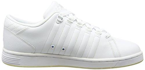 Hommes Blanc Glace Blanc Swiss K Lozan Baskets III Blanc 8pBFq