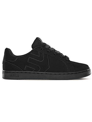Etnies Men's Fader LS Shoes Footwear Black/Black/Black 8