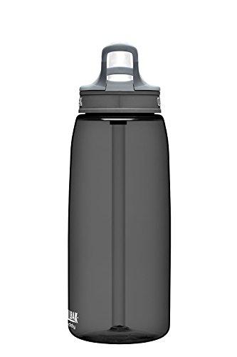 Camelbak Eddy Bottle (1-Liter/33-Ounce,Charcoal) by CamelBak (Image #2)