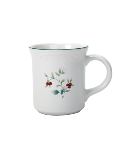 Pfaltzgraff Winterberry Coffee Mug (Tableware Winterberry Collection)