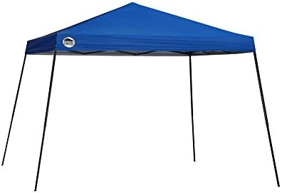 Quik Shade 12' x 12' Shade Tech 81 Square Feet of Shade Slant Leg Base Outdoor Pop-up Canopy