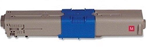 Replacement MAGENTA Toner for OKI Type C17, 44469702, C330DN, C331DN, C530DN, C531DN, MC351DN, MC361, MC361 Color MFP, MC361DN, MC362W, MC561, MC561 Color MFP, MC561DN, MC562W, MC890, MC950, MC950 MFP