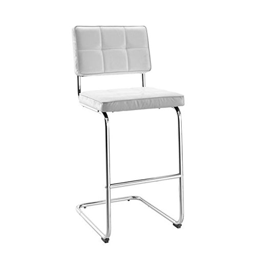Oh! Home Wendy Bar Stool - White (Acrylic Viva Bar Stool)
