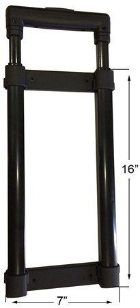 Heavy Duty 3-Stage Pull Handle