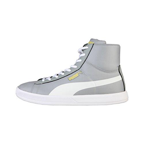 Puma Archive Lite Mid Ripstock Sneakers Limestone gray / white BY