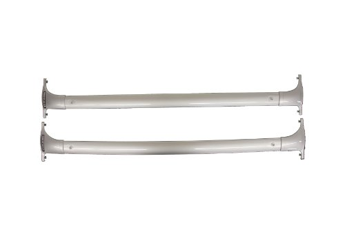 Nissan Genuine Accessories G3805-1JA0A Silver Roof Rail -