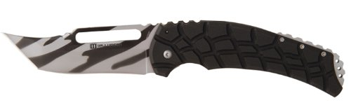 United Cutlery UC2871 Willumsen Urban Tactical Blondie Folding Knife, Camo, Outdoor Stuffs
