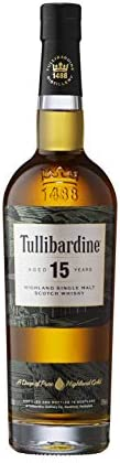 Tullibardine Tullibardine 15 Years Old Highland Single Malt Scotch Whisky 43% Vol. 0,7l in Giftbox - 700 ml