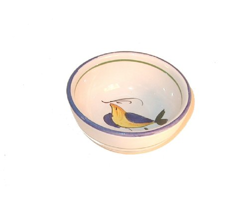 Pepper Mill Imports Tuscan Bird Oil Dipping Bowl, - Dipping Tuscan Bowl