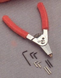 - Snap Ring Pliers Covertable Internal/External by KD Tools