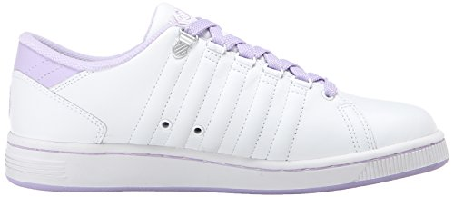 Lilac K Women's Swiss White Lozan III Pastel UFnF7qYxwr