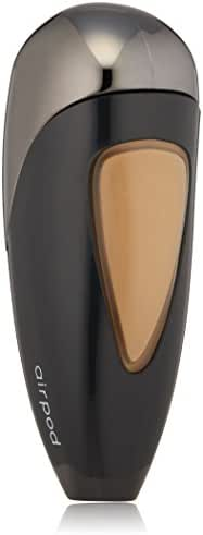 Temptu Silksphere Airbrush Foundation Airpod: Airbrush Foundation with a Dewy Soft Focus Finish, 6 Warm Beige Shade, 12ml