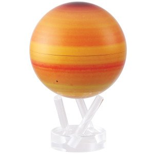 6'' Saturn MOVA Globe by Mova