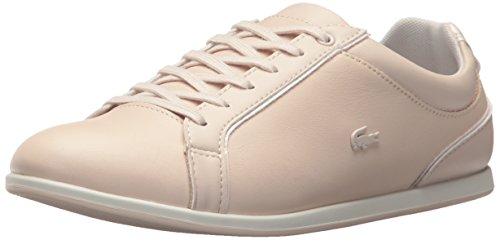 Lacoste Womens Rey Lace 417 1 Sneakers Light Pink