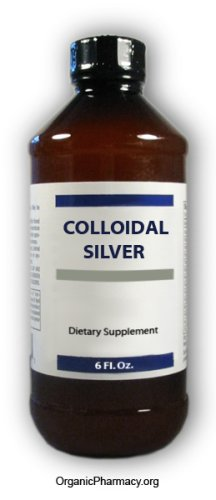 Colloidal - Silver by Kordial Nutrients (20ppm - 8 oz)