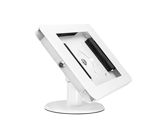 Arkon iPad Swivel Tabletop Stand with Key Lock for iPad 4 3 2 iPad Air 2 - ()