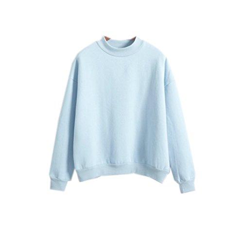 Womens Harajuku Pastel Hoodies Sweatshirts