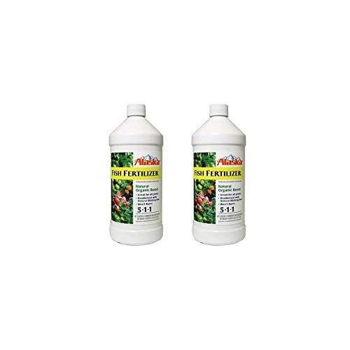 (Lilly Miller Alaska Fish Fertilizer 5-1-1 Concentrate 1 Quart)
