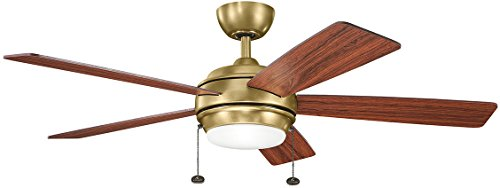 gold ceiling fan - 9