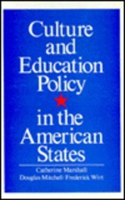 Cultur Educ Policy America