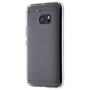 Speck Products CandyShell Clear Case for HTC 10 Smartphone - Retail Packaging - Clear