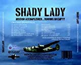Shady Lady Mission Accomplished...Running on Empty