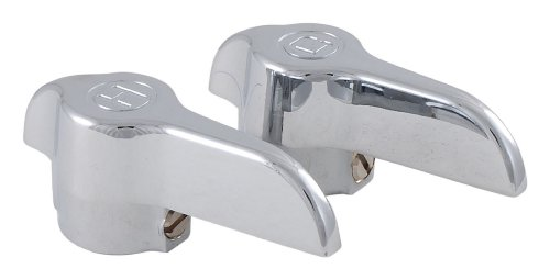 LDR 500 6010 Vice Lock Kitchen and Bath Replacement Handle, Chrome (Bath Replacement Handle)