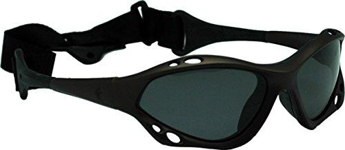 Maelstorm Watersports Sunglasses Marlin Titanium for Kitesurfing Surfing Jet Skiing Windsurfing Wakeboarding SUP Paddling Sailing - Sunglasses Wakeboarding