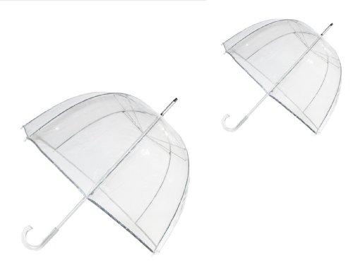 totes ISOTONER Classic Bubble Umbrella
