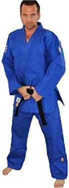 MATSURU Judogi MATSURU Blue 180: Amazon co uk: Sports & Outdoors