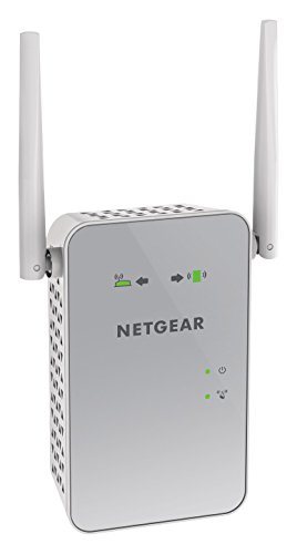 NETGEAR Certified Refurbished EX6150-100NAR AC1200 WiFi Range Extender Laptop Antenna Booster
