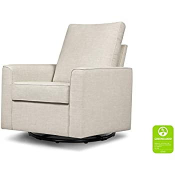 Stupendous Amazon Com Davinci Piper Upholstered Recliner And Swivel Squirreltailoven Fun Painted Chair Ideas Images Squirreltailovenorg
