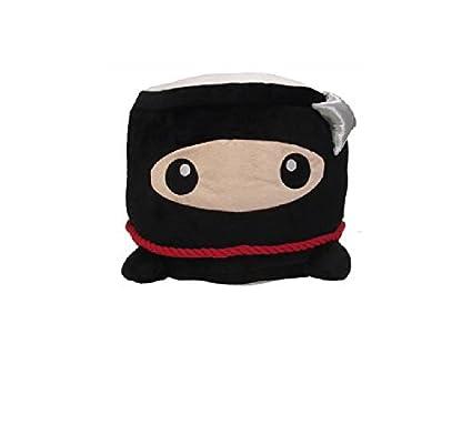 Amazon.com: Sushi Six 10602 Ninja Maki Plush Doll Cute Toy ...