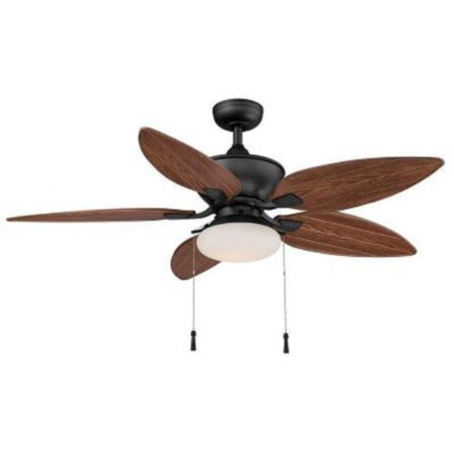 Iron 52 Inch Ceiling Fan - 8