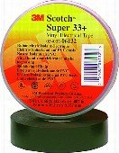 3m Super 33+ Vinyl Electrical Tape (qty Of 10)