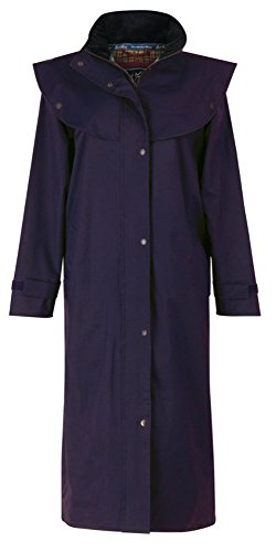 JAC062 Navy Jack Full Blackberry Malvern Murphy Ladies Length Waterproof Coat xFUq64