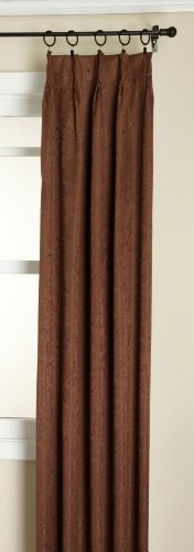 pinch pleated thermal drapes - 8