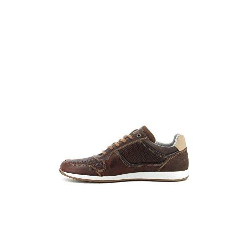 Bullboxer 132-K2-6343A Zapatos de cordones Hombre cuero, EU 43