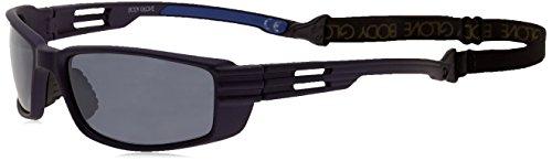 Body Glove FL19-A Smoke Polarized Sunglasses, Navy - Bodyglove Sunglasses