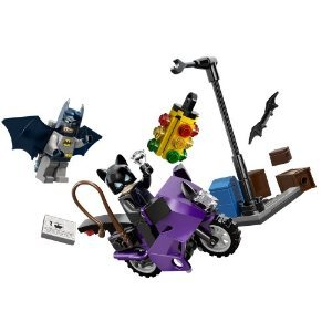 LEGO Super Heroes Catwoman Catcycle City Chase 6858 (Lego Batman 2 Sets compare prices)