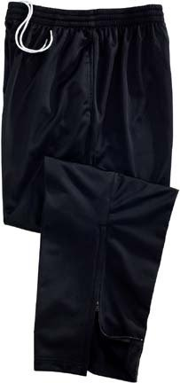 Youth Solid Brushed Tricot Pants from Augusta (Solid Brushed Tricot Pant)